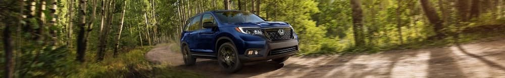 2019 Honda Passport Interior Review Braman Honda of Palm Beach