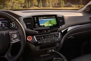 Technology Features Inside the 2019 Honda Passport