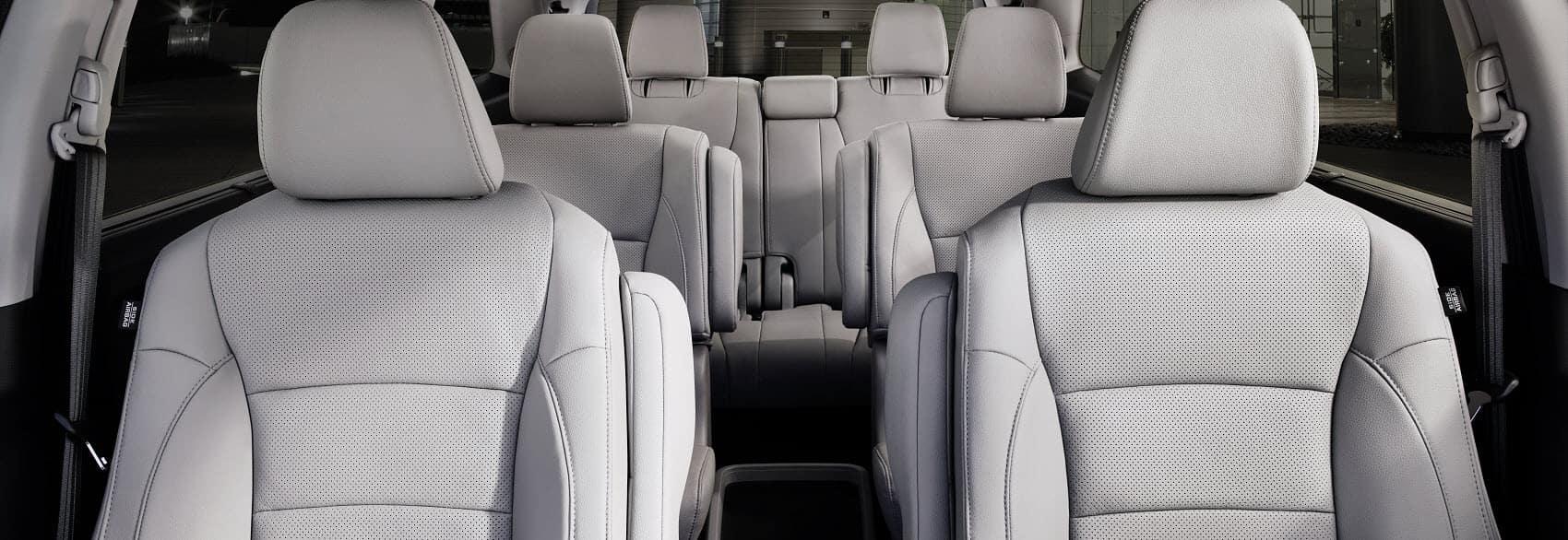 Leather Vs Cloth Seats At Braman Honda In Greenacres Fl
