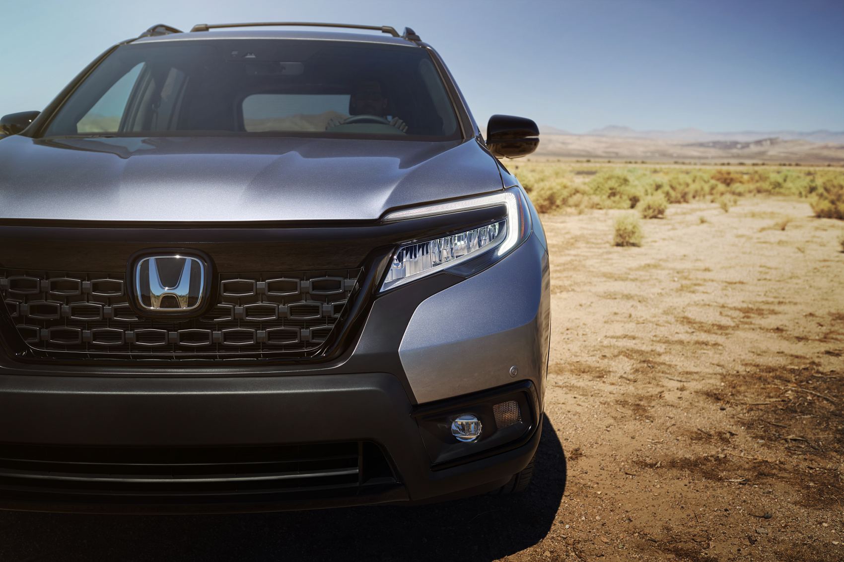 Honda Passport Features