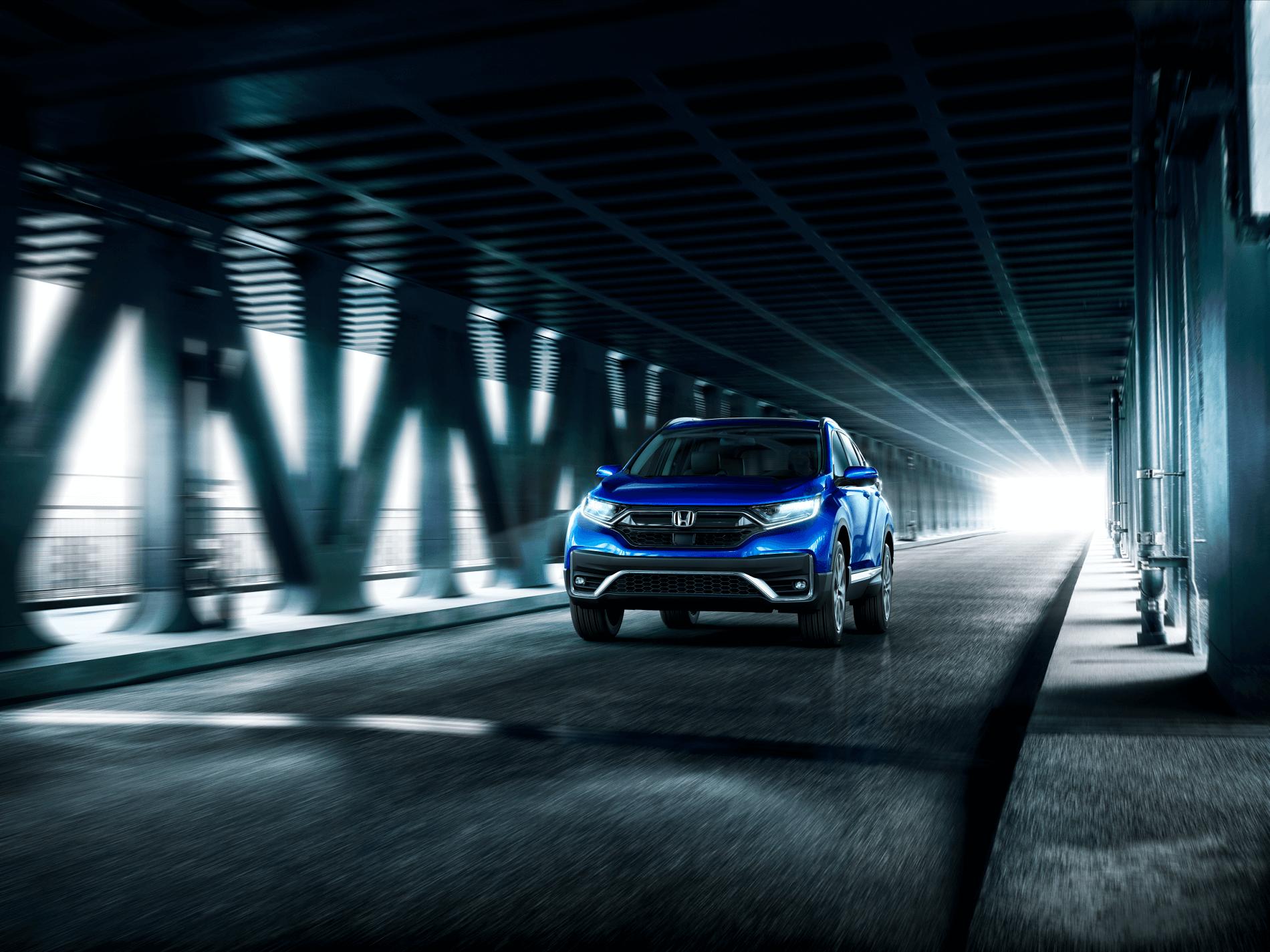 2020 Honda CR-V Blue