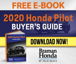2020 Honda Pilot Buyer's Guide eBook