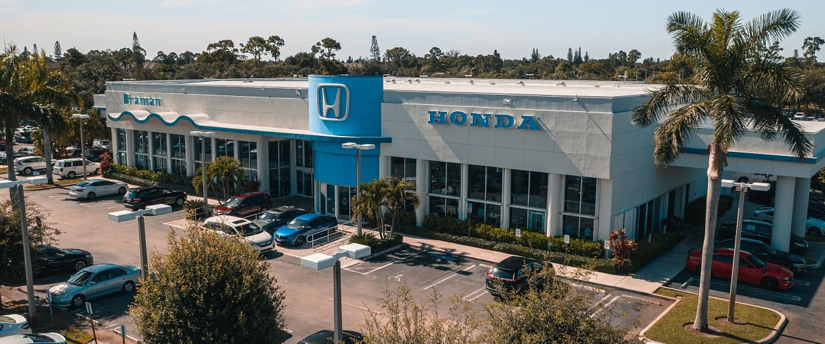 Honda Dealer Palm Springs FL