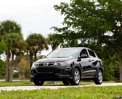New 2020 Honda HR-V For Sale Near Aberdeen FL