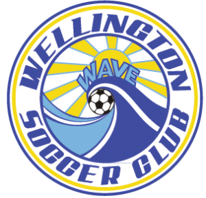 Wellington Waves Soccer Club Logo