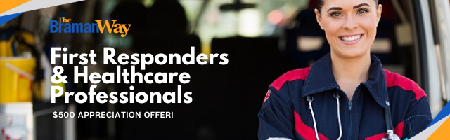 First Responders and Healthcare Professional Offer - Braman Honda of Palm Beach