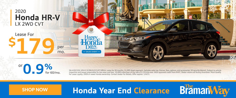 Honda HR-V-min