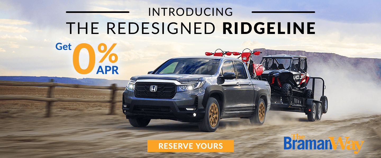 New Ridgeline