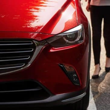 2019 Mazda CX-3 Headlight