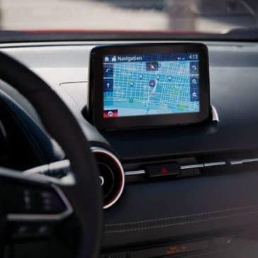 2019 Mazda CX-3 Mazda Connect navigation