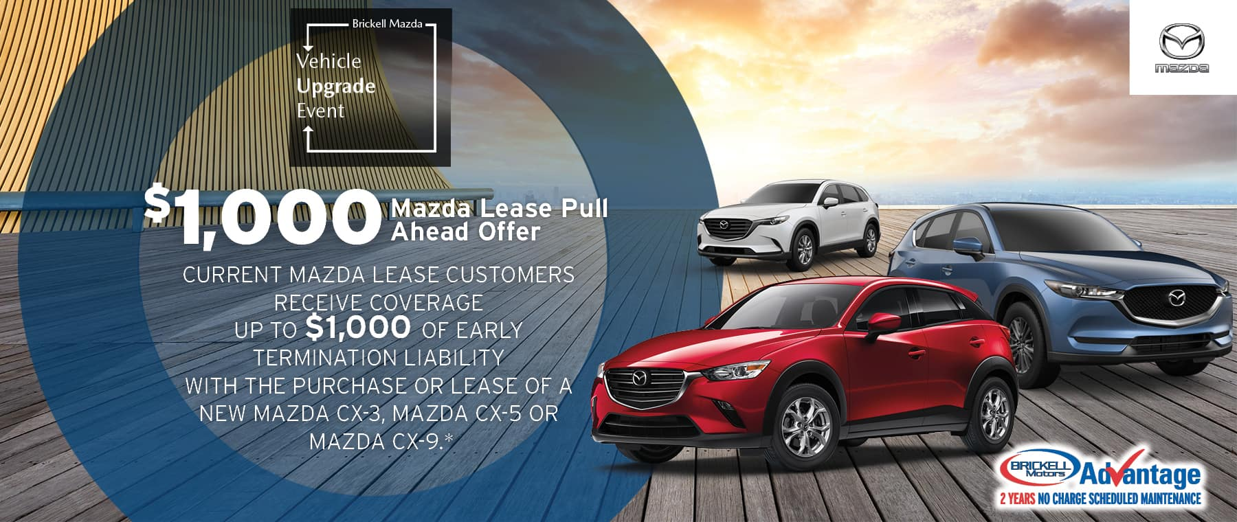 Brickell Mazda Lease