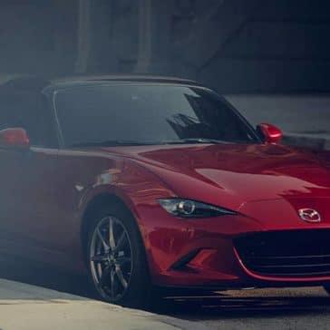 2019 Mazda MX-5 Miata Parked