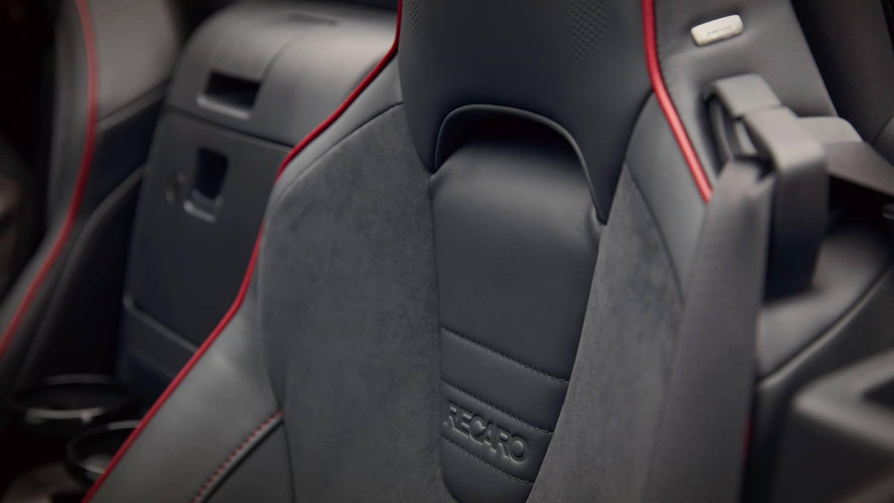 2019 Mazda MX-5 Miata Seat