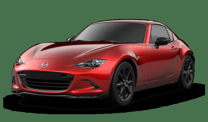 2019 Mazda MX-5 Miata RF Club in Soul Red