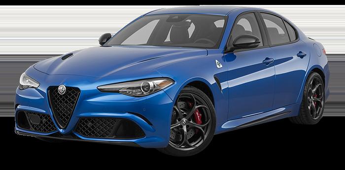 New 2020 Giulia Brown's Alfa Romeo