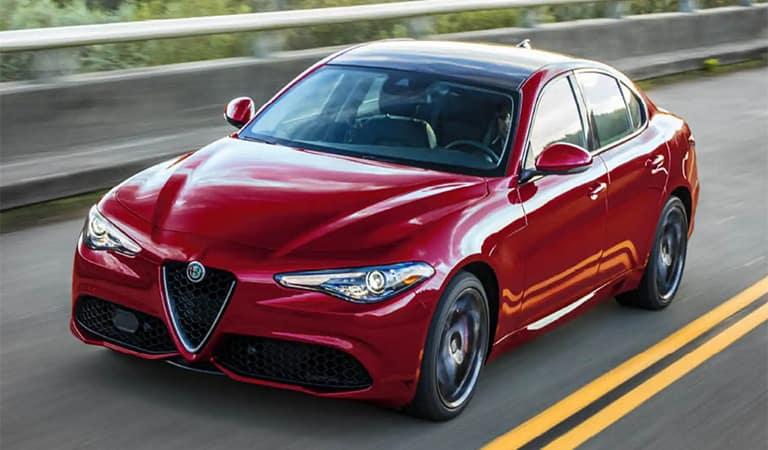 New 2021 Alfa Romeo Giulia Patchogue NY