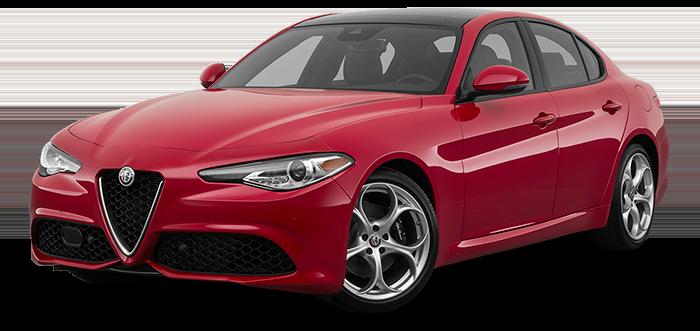 New 2021 Giulia Brown's Alfa Romeo