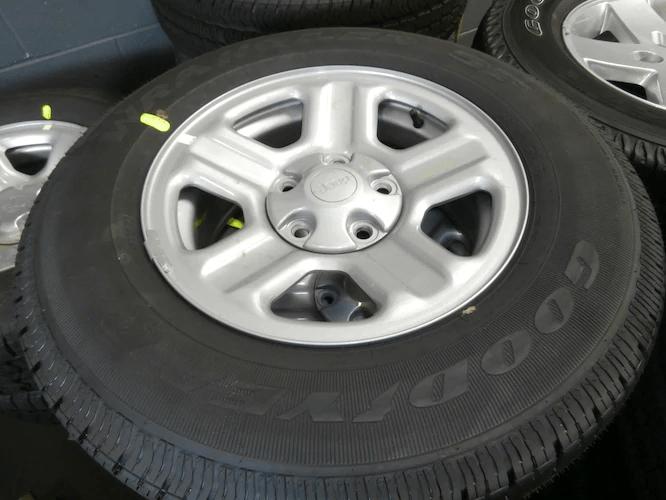 Wrangler Tires