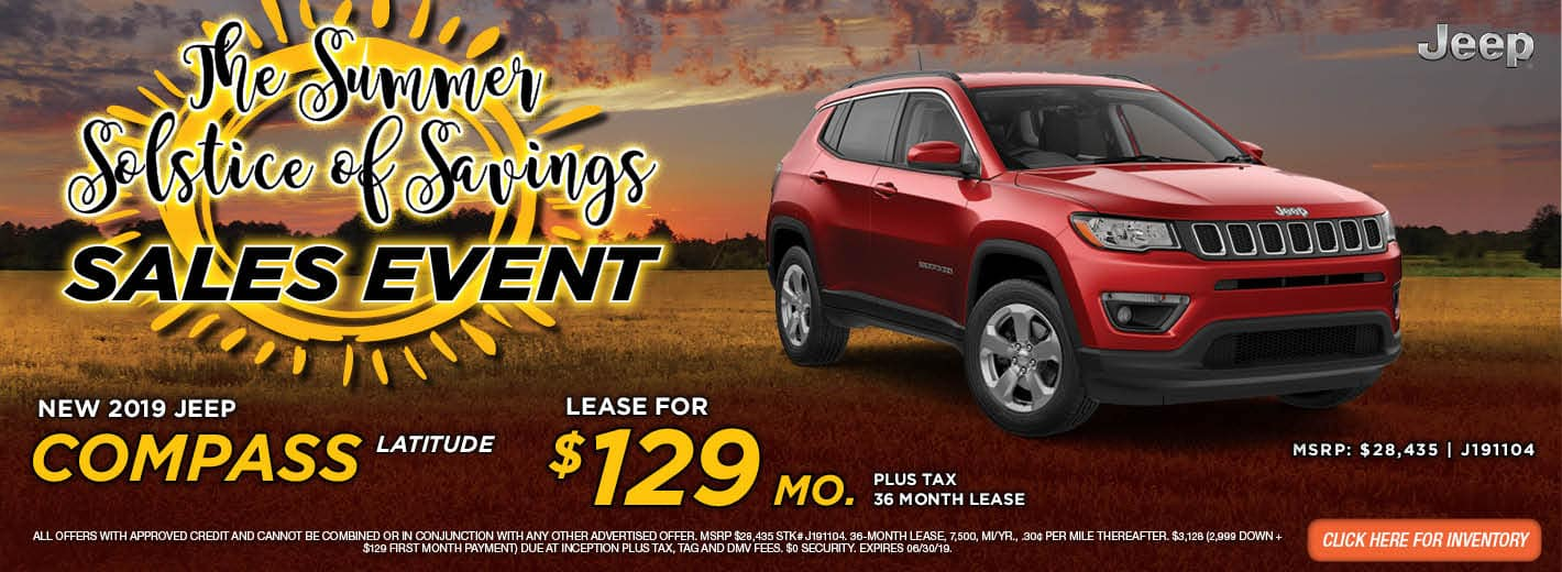 jeep compass june