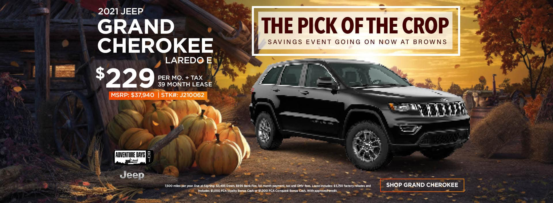 GR Cherokee Oct20