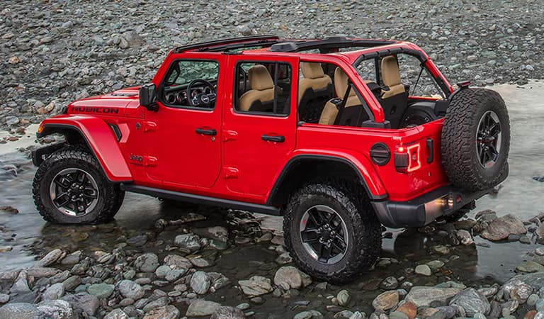 New 2019 Jeep Wrangler Patchogue NY