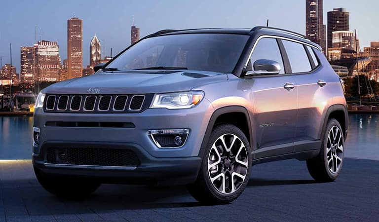 New 2019 Jeep Compass Patchogue New York