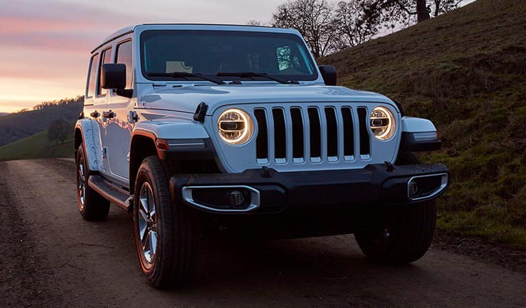 New 2020 Wrangler Patchogue NY