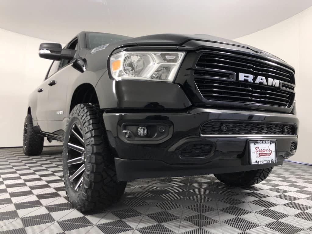 2020 Ram 1500 Upfit