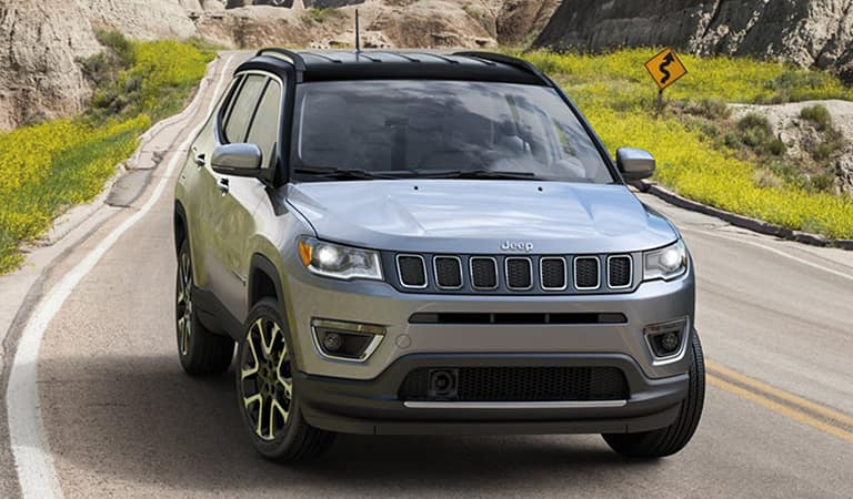 New 2020 Jeep Compass Patchogue NY