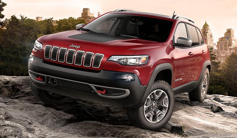 New 2020 Jeep Cherokee Patchogue NY