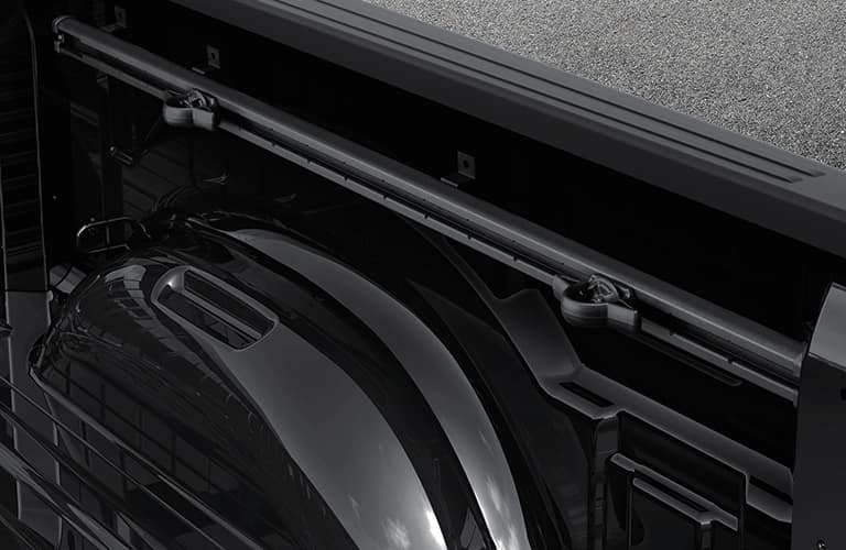 Pickup Box Utility Rails