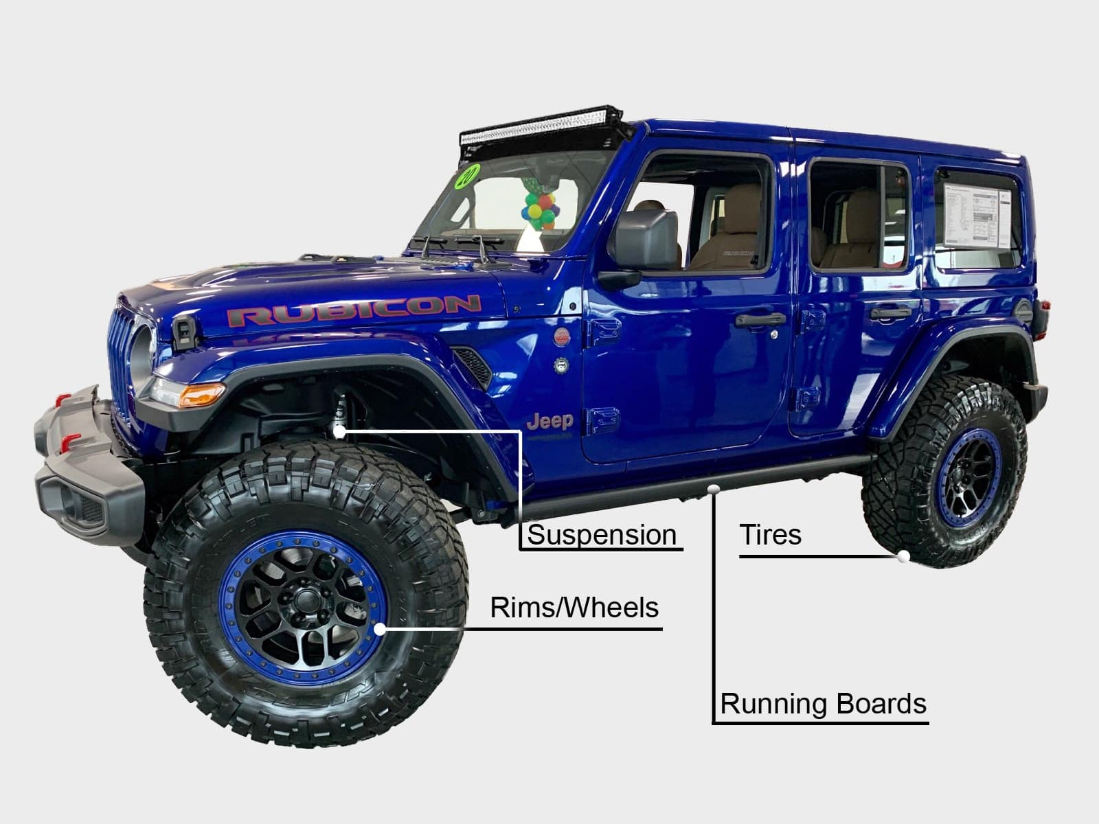 Custom Jeep Accessories Patchogue NY
