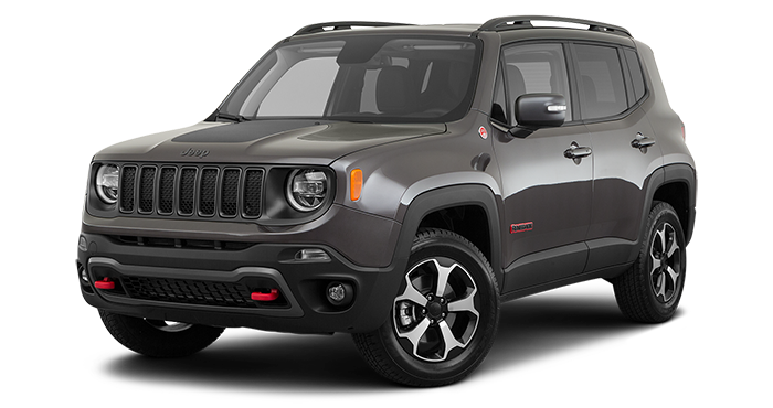 New Jeep Renegade Brown's CDJR