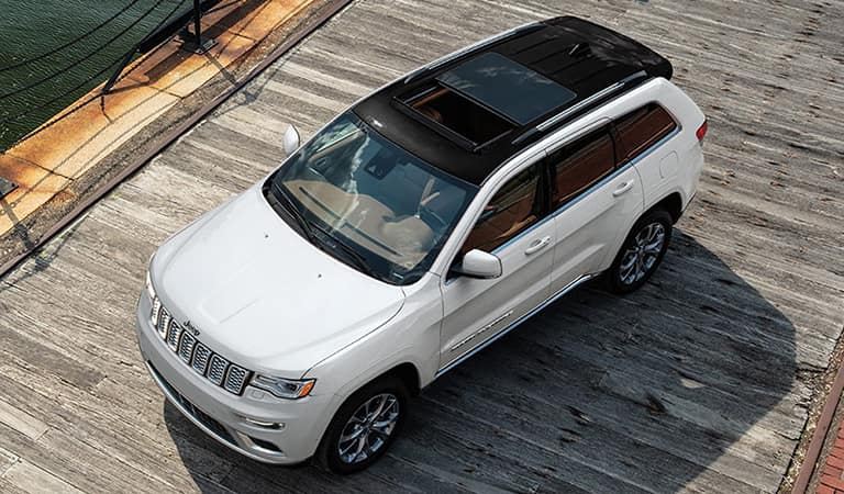 New 2020 Jeep Grand Cherokee Patchogue NY