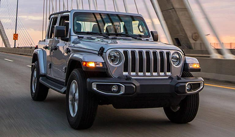 New 2021 Jeep Wrangler Patchogue NY