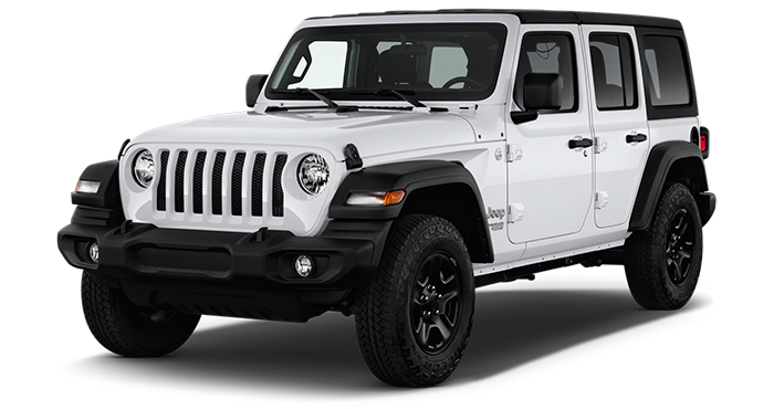 New 2021 Jeep Wrangler Brown's CDJR
