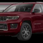 2021 Grand Cherokee L