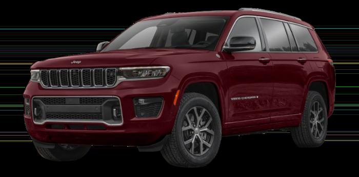 New 2021 Jeep Grand Cherokee L Brown's CDJR