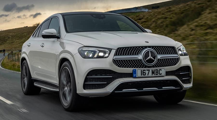 2021 Mercedes GLE
