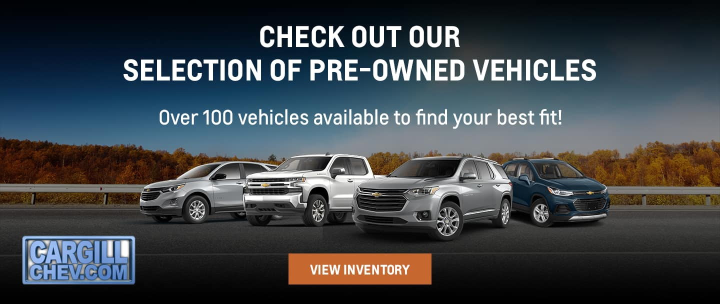 Check Out Our Selection of Pre-Owned Vehicles. Over 100 vehicles available to find your best fit!
