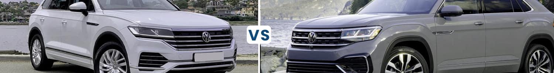 2020 Volkswagen Atlas vs. 2020 Volkswagen Touareg Which is the More Practical SUV