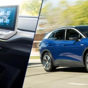 2021 Volkswagen ID4 vs 2021 Nissan Ariya