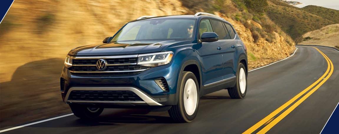 2021 Volkswagen Atlas | Safety is Key