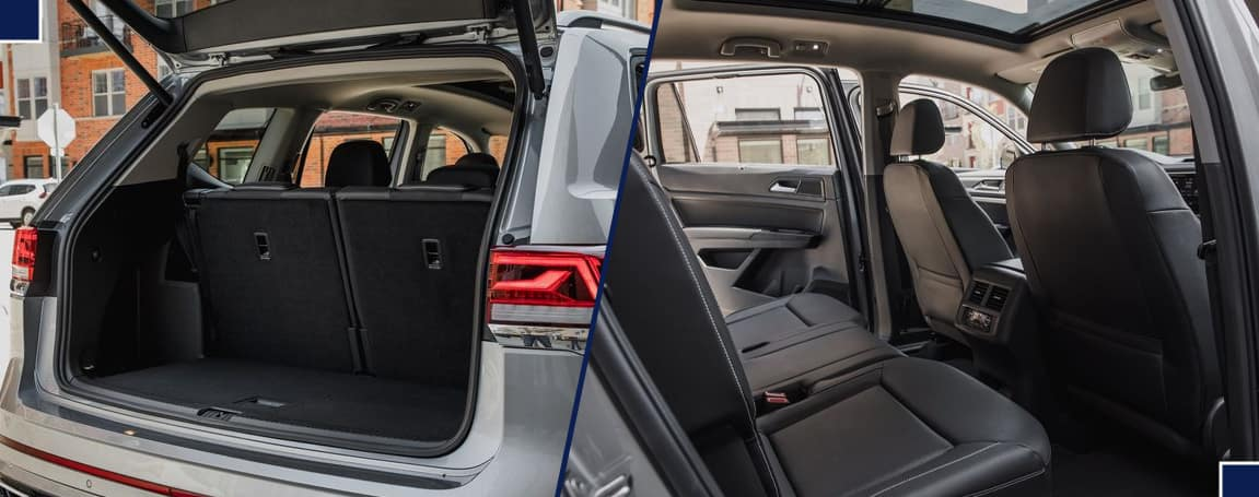 2021 Volkswagen Atlas | Space for Everyone and Everything