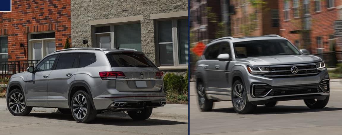 2021 Volkswagen Atlas | Updated Exterior Design