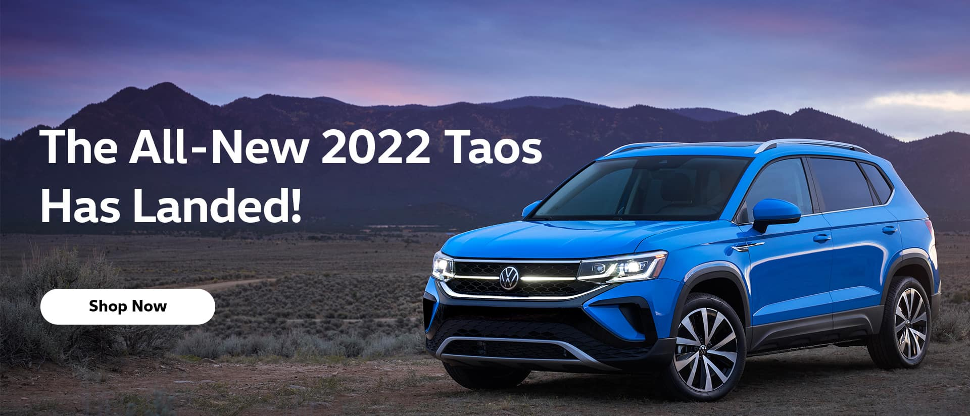 2022 Taos has arrived