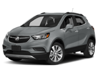 2019 Buick Encore angled
