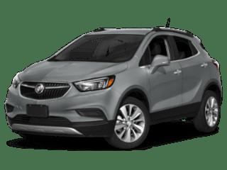 2019 Buick Encore angled