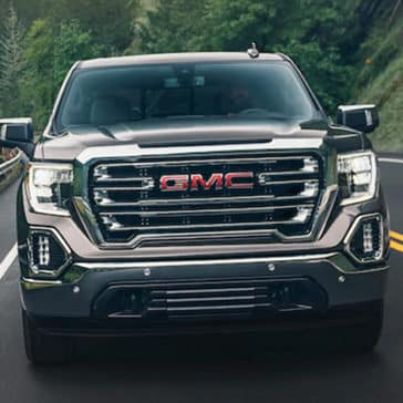 Front view of 2019 GMC Sierra