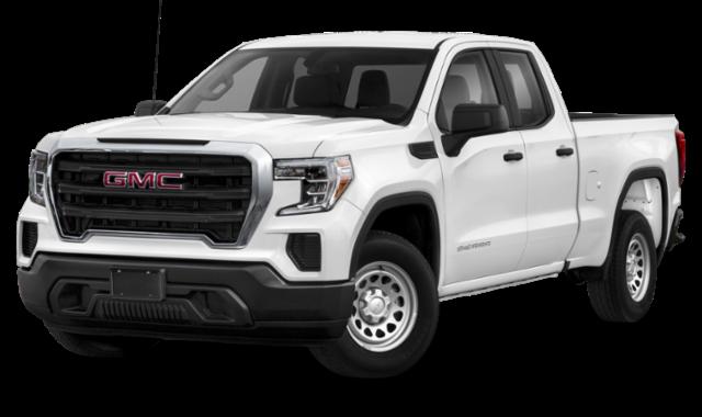 2020 gmc sierra 1500 white